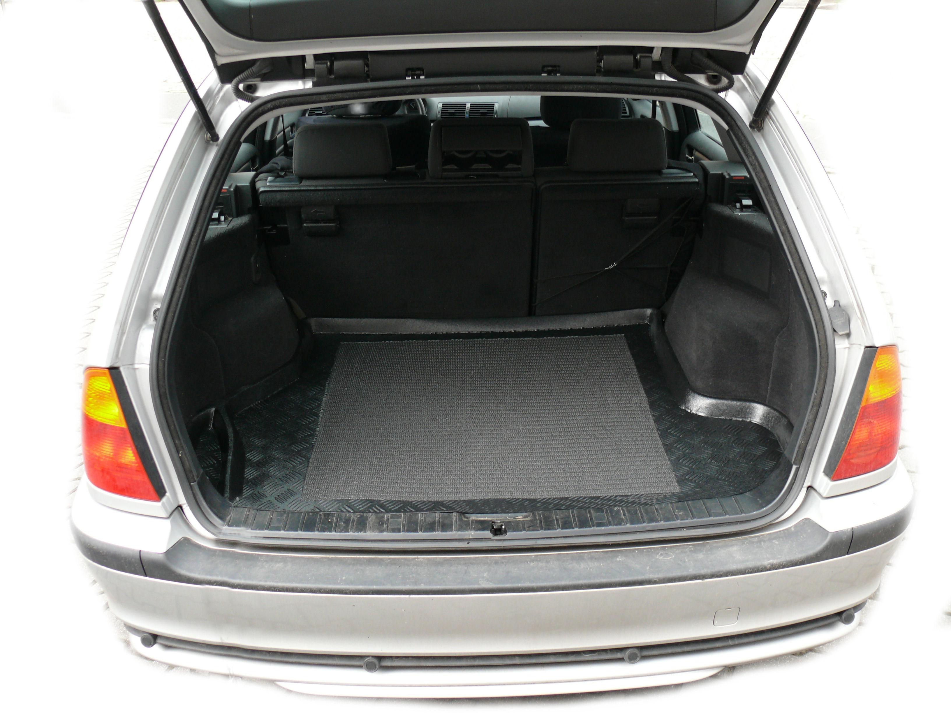 Kofferraumwanne für Peugeot 206 SW Kombi 5-türer 2002-2007